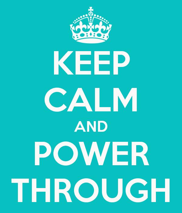 Power Through
