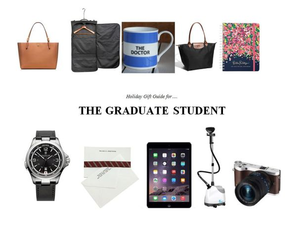 phd or graduate student holiday gift guide